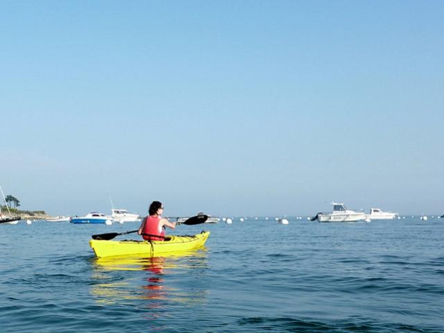 Family Kayak Tour