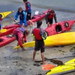 kayak de mer courégant