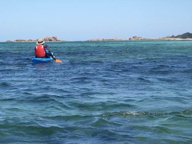 De la côte de granit rose à l archipel de Bréhat - Caminokayak b76cda7b9df4