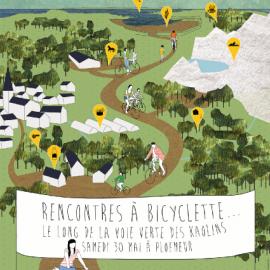 Rencontres à Bicyclette le 30 mai 2015 à Ploemeur