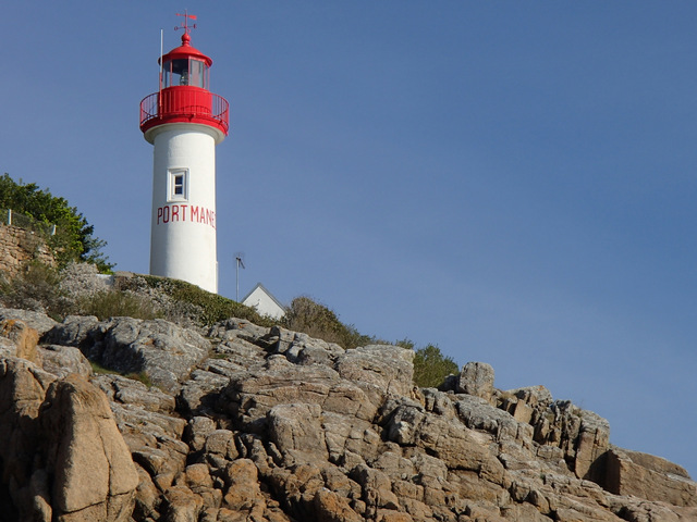 Le Phare de Port-Manech