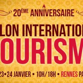 Salon International du Tourisme de Rennes les 22, 23 et 24 janvier 2016