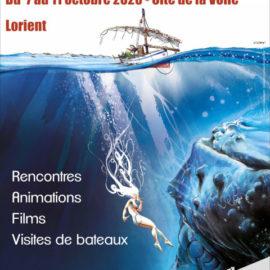Festival Les Aventuriers de la Mer – Lorient – 7 au 11 octobre 2020